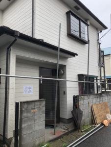 東京都国分寺市解体工事