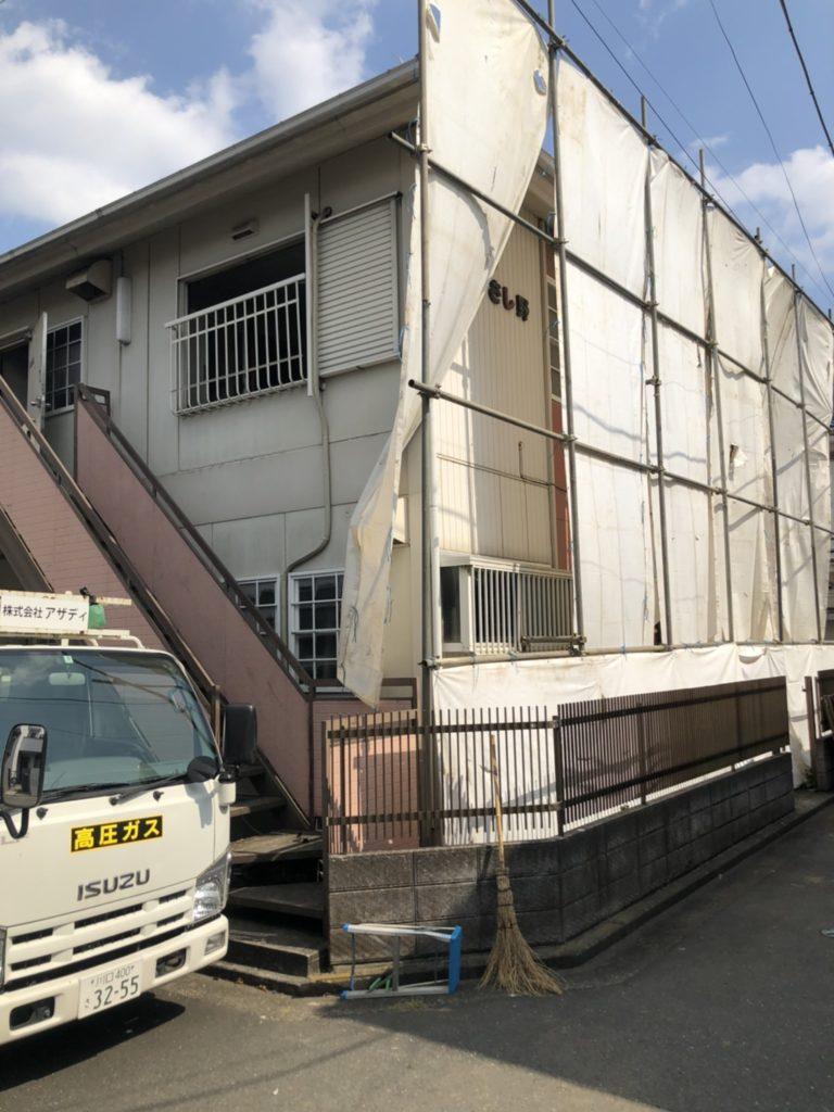 武蔵野市 解体工事